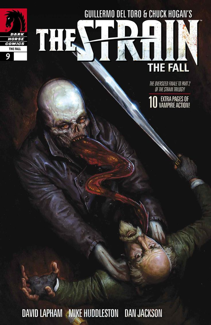 Read Comics Online Free - The Strain - The Fall - Chapter 009 - Page 1