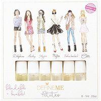 DefineMe Fragrance Rollerball Fragrance Sampler Kit