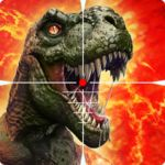 Dino Hunter: Deadly Shores MOD APK 3.0.2 for Android. This game has a hunting theme and is from Glu Games. It is all about getting the firepower as well as