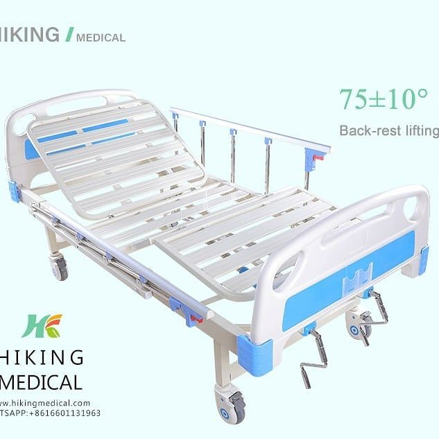 Two Functions Hospital Bed Three Functions Hospital Bed Wait For Shipment Whatsapp Me 8616601131963 Websi In 2020 Medical Furniture Hospital Furniture Hospital Bed