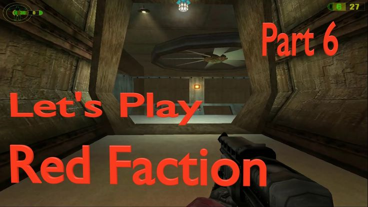 Red Faction - To the Mad Scientist's Lab, #LetsPlay