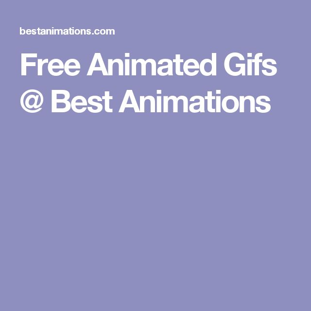 Free Animated Gifs @ Best Animations