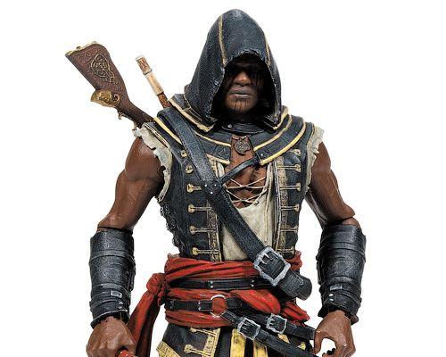 Assasin's Creed IV Black Flag — Assassin Adewale, Кредо убийцы 4 Черный флаг — Адевале