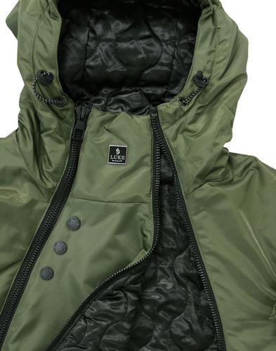 e43e0c204a30 Turvey LUKE 1977 Men s Double Zip Technical Jacket   Man jkt   Jackets,  Mens fashion и Military fashion