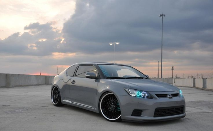 Scion tC #Scion10 series.