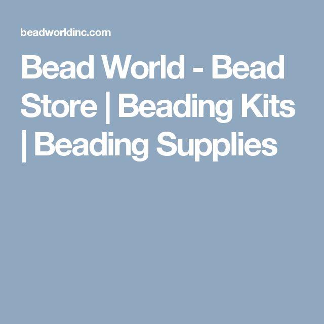 Bead World - Bead Store | Beading Kits | Beading Supplies