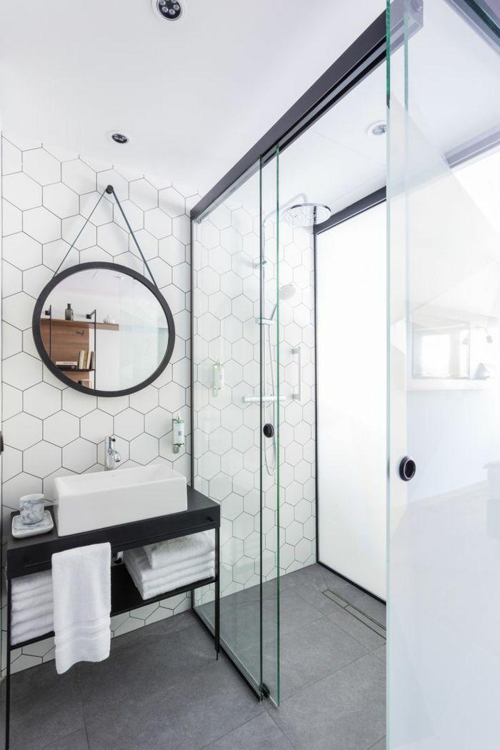 Badezimmerfliesen – so wählen Sie die passende Art aus –  – #badezimmerideen