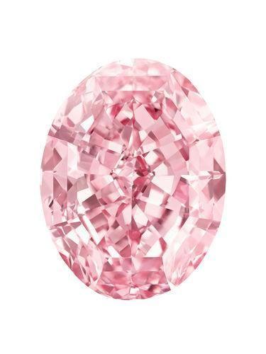 """El #Diamante """"Pink Star"""" fue subastado por $83 millones en Sotheby's, estableciendo un nuevo récord mundial."""