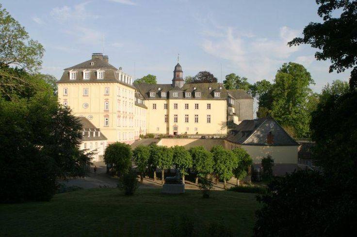 Schloss Wittgenstein in Bad Laasphe