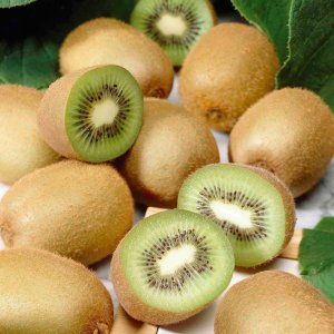 Did you ever think of growing the exotic Kiwi Fruit in your garden?  Delicious and good for you.   Here's how.