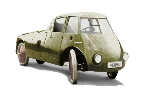 Aurel Persu, the Romanian who invented the world's first aerodynamic car - Positive News Romania