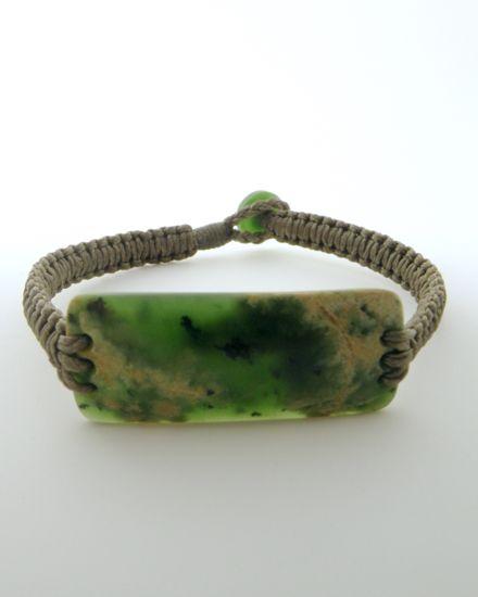 Pounamu Bracelet Nz Stone Jewellery Arte Jewelry In 2018 Pinterest Bracelets And Jade