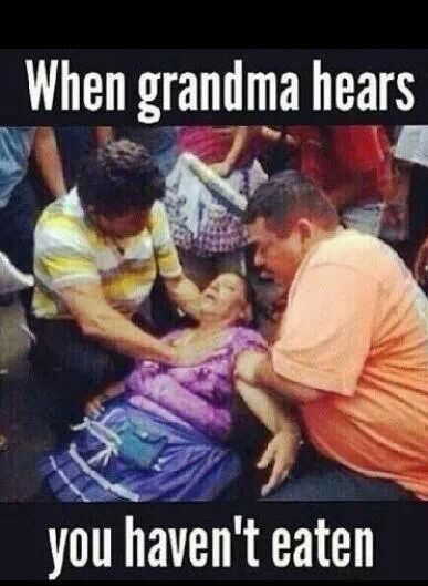 This was my Grandma