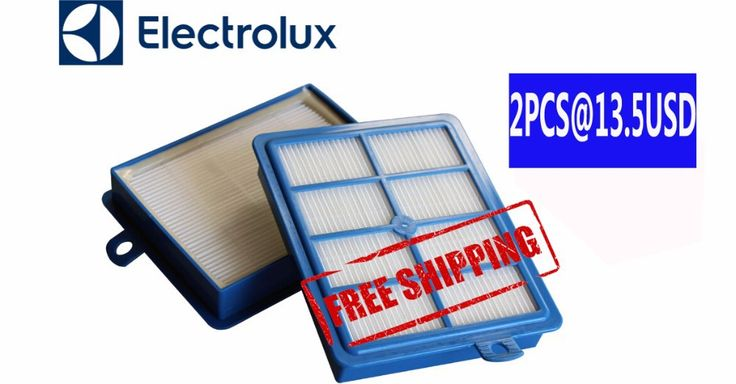 2 pcs  Replacement HEPA Filter for ELECTROLUX Vacuum Cleaner S Class HEPA FILTER CYCLONE XL ZCX6202 ZCX6203 #Affiliate