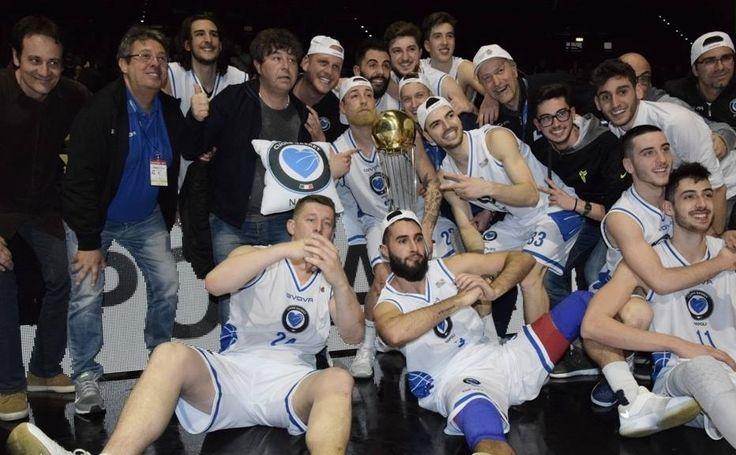 Cuore Basket Napoli vince la Coppa Italia. Il racconto del miracolo sportivo