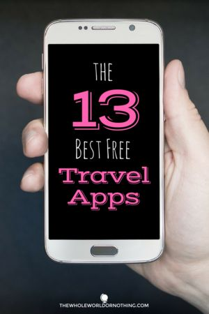 Best Free Travel Apps For Backpackers | Top Travel Tips | Travel Planning | #rtwtravel #bestintravel #traveltips #travelapps #backpacking #adventure #traveltheworld #travel #travelprep #adventuretravel #travelon #travelmore #travelhacks