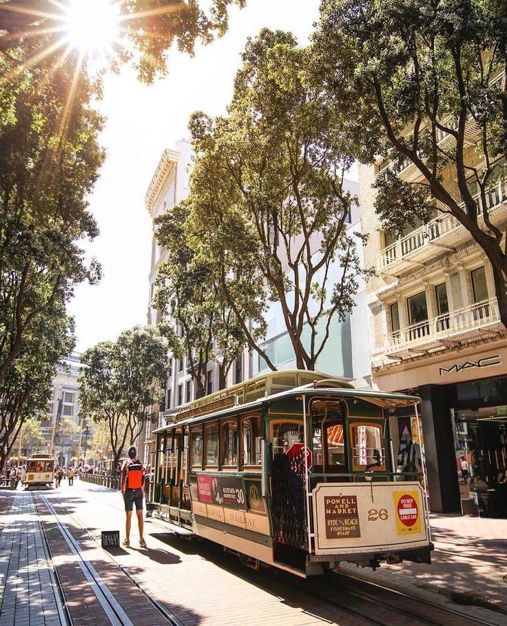 Powell Street, San Francisco                                                                                                                                                                                 More