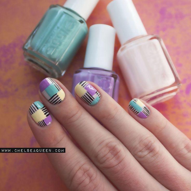 www.chelseaqueen.com #nail #nails #nailart