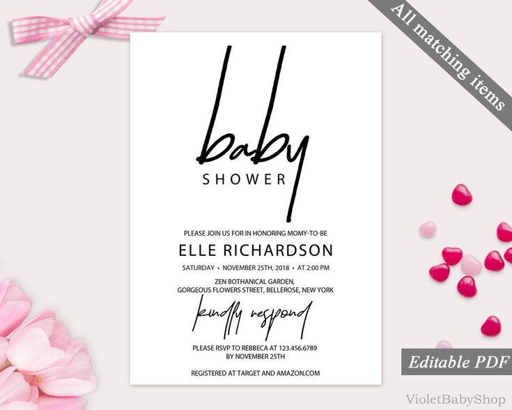 Best 25+ Baby shower invitation templates ideas on Pinterest DIY - baby shower flyer templates free