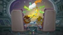 Aboard the spaceship with the Rocket Monkeys!!!  #jenerositymktg