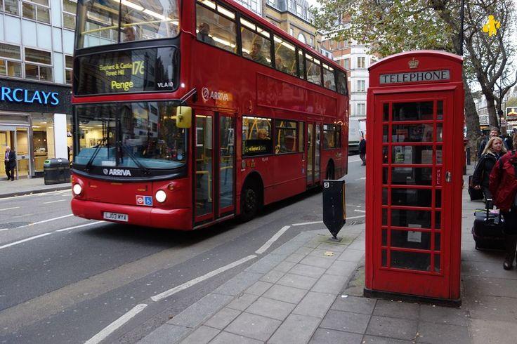 Londres avec des enfants: infos pratiques | VOYAGES ET ENFANTS