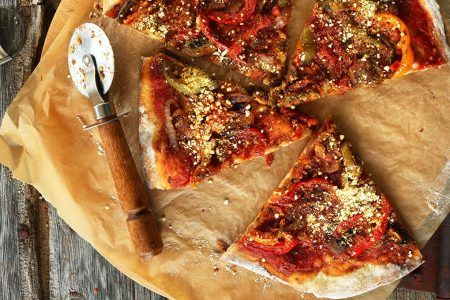 4 Creative Vegan Pizza Recipes for Meatless Monday #news #alternativenews