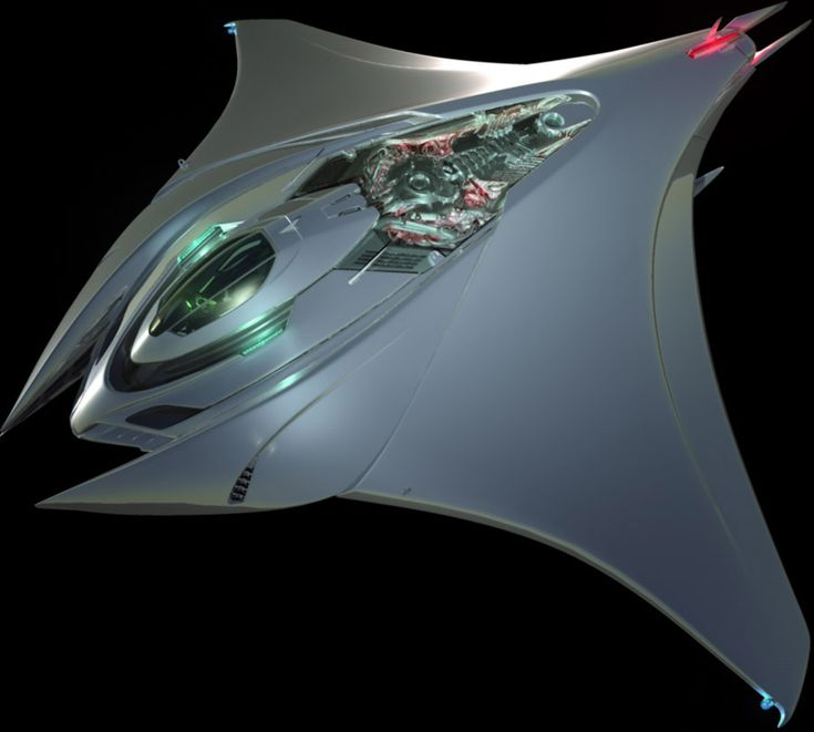 spaceship concept  from Psychoform