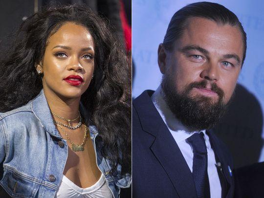 Rihanna et Leonardo DiCaprio flirtent en soirée