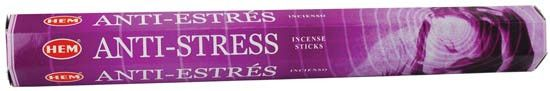 Amber and Sandalwood Incense Sticks 20 pack (Anti-Stress)