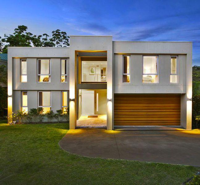 82 best duplex fourplex plans images on pinterest - Amazing exterior house designs ...