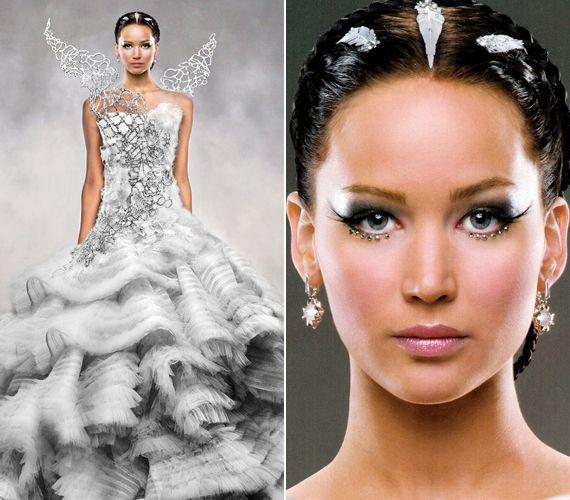 Íme, az esküvői fotók! Jennifer Lawrence gyönyörű volt pánt nélküli ruhájában   femina.hu