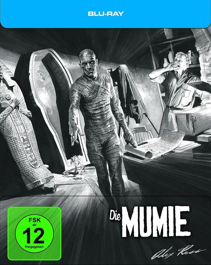 Die Mumie (1932) (Steelbook)