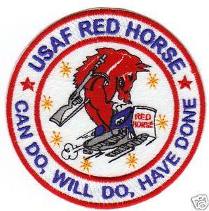 red horse usaf civil engineering images  pinterest air force civil engineering  base