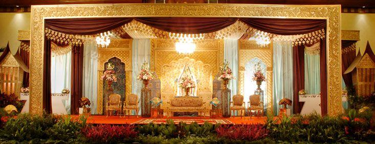 Dekorasi Tradisional, Jati diri Anda - Weddingku.com