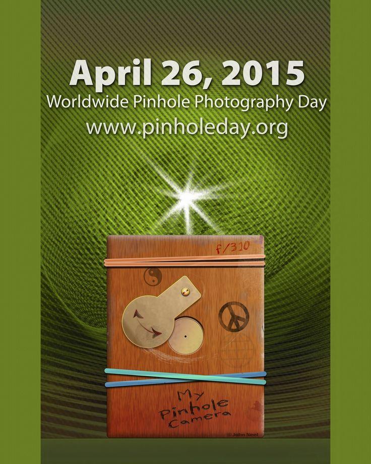 26 aprile 2015 - GIORNATA MONDIALE DELLA FOTOGRAFIA A FORO STENOPEICO: http://pinholeday.org/