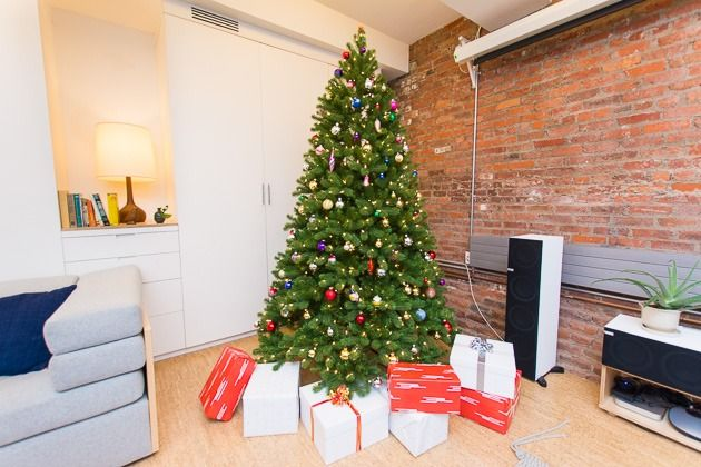The Best Artificial Christmas Tree Best Artificial Christmas