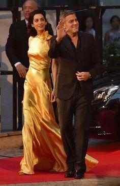 Cele mai frumoase tinute din 2015 5 purtate de Amal Clooney