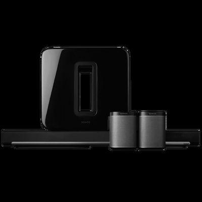 Wireless 5.1 Surround Sound Package with PLAYBAR