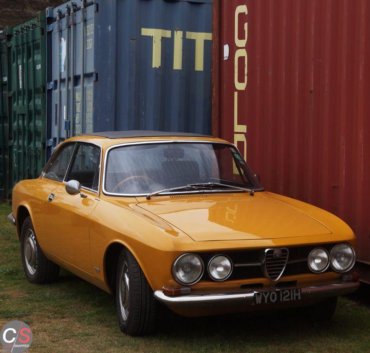 975 Best Images About Alfa Romeo 105 / 115 Series Coupés