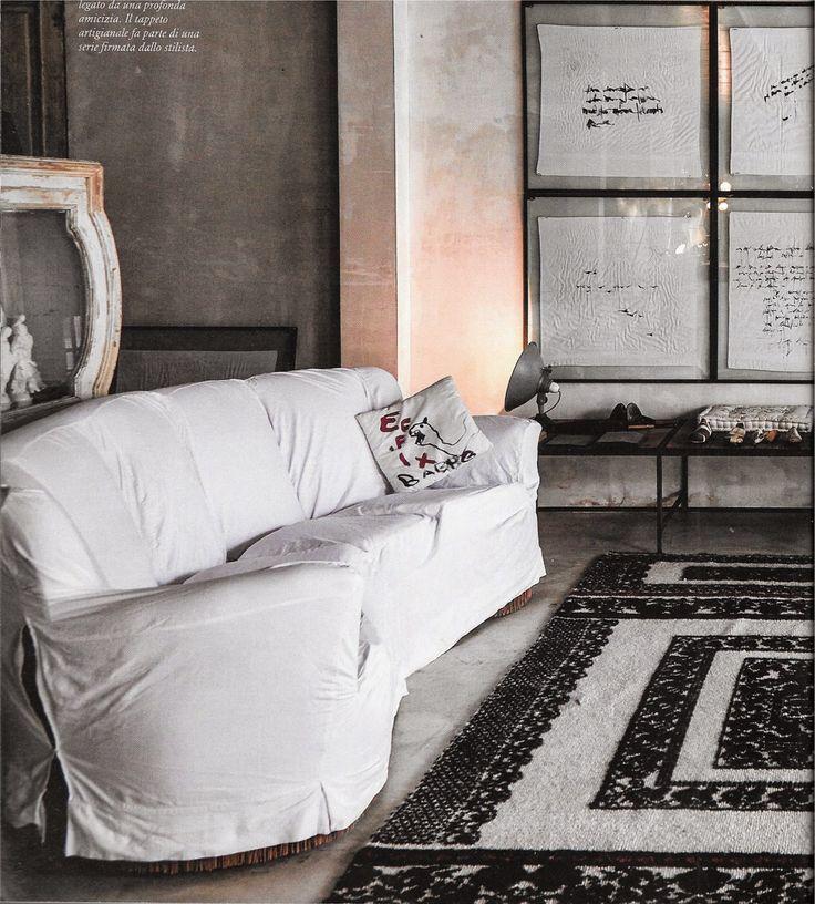 Antonio Marras's studio in Alghero, Sardinia - Plus Deco - Interior Design Blog