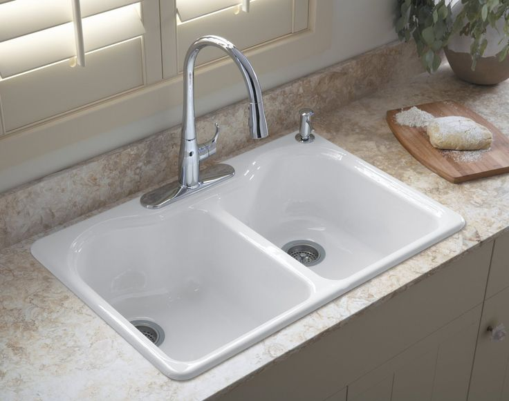 Kohler Executive Chef Kitchen Sink