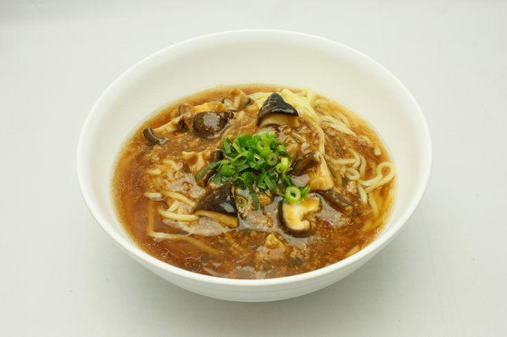 マーボー麺 ¥390 584Kcal 塩分10.3g アレルギー:乳、そば、小麦、えび