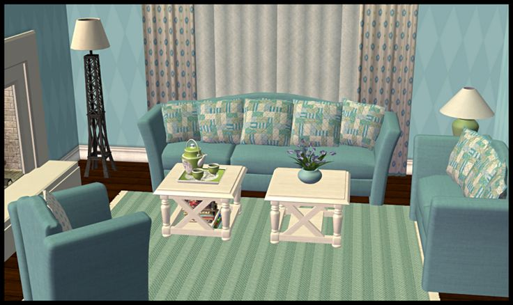 17 Best Images About Ts2 Room Sets Living Room On