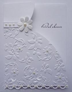 Bridal Shower Card