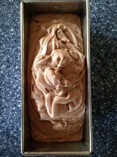 Arabafelice in cucina!: Gelato furbissimo al cioccolato senza gelatiera, che non ghiaccia mai!