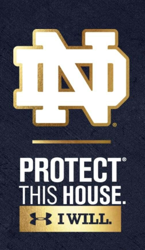 I will Always protect Our Notre Dame House!!