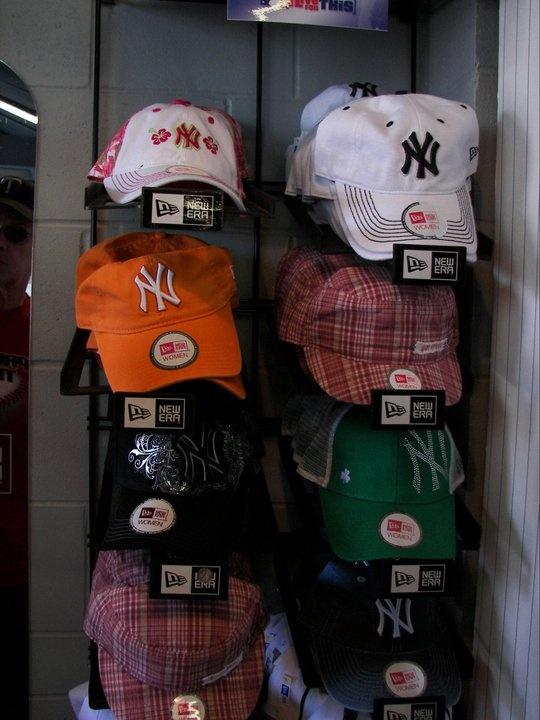 Yankees Spring Training Hats