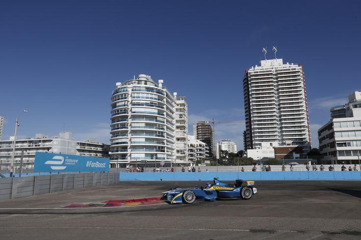 edams Renault FIA Formula e Punta Del Este