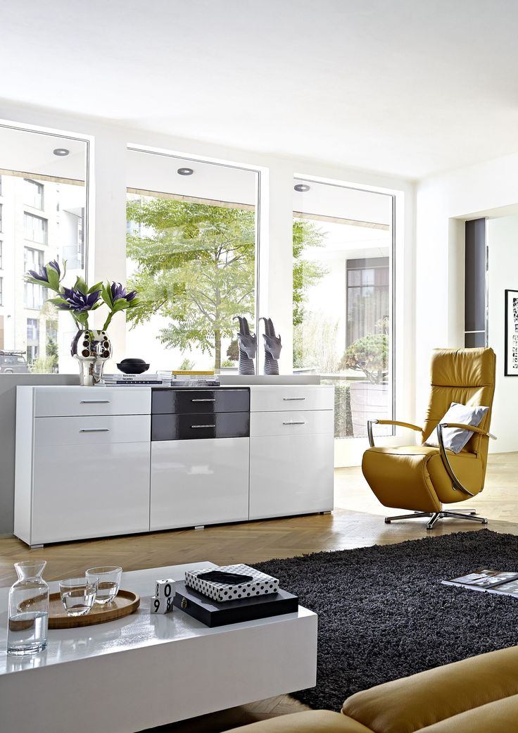25+ best ideas about sideboard weiss hochglanz on pinterest ...