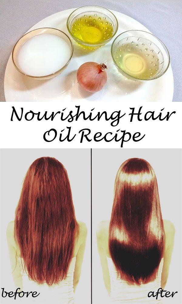 Improve Hair Growth Naturally